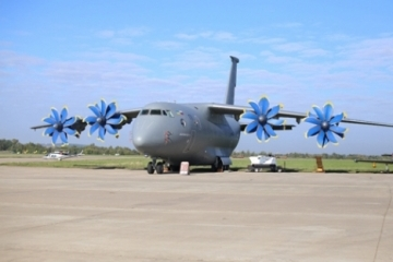 """Avión de transporte militar An-70 """"perderá"""" los componentes rusos"""