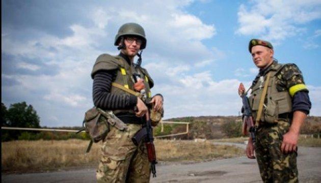 Motusjanyk: Im Konfliktgebiet keine Verluste