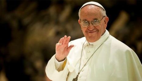 Le Pape salue la mise en place d'un cessez-le-feu dans le Donbass