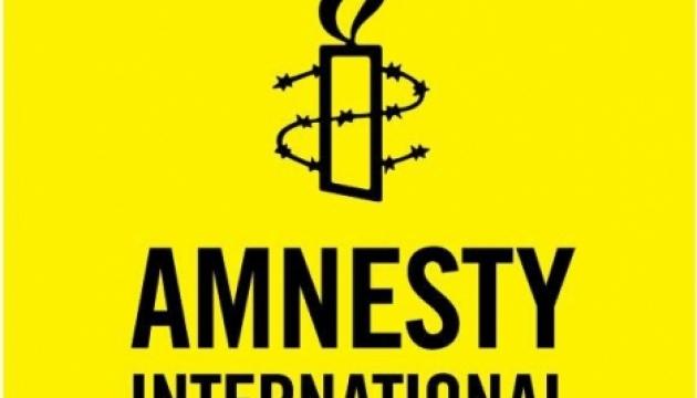 В Amnesty International розповіли про затримання українських активістів на Донбасі