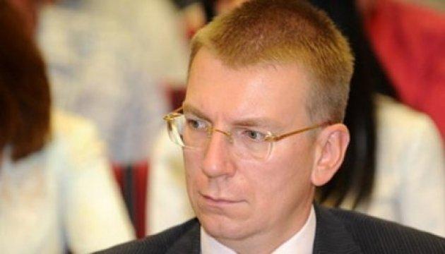 """Militärmanöver """"Zapad 2017"""": Außenminister Lettlands schließt Provokationen nicht aus"""