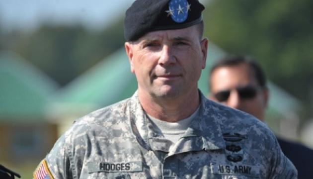 Генерал США: Не переживаю о возможности попадания оружия к россиянам