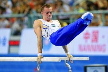 Ukrainian athletes win two silver medals at Artistic Gymnastics World Championships