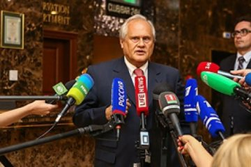 Sajdik discloses details of new peace plan for Donbas