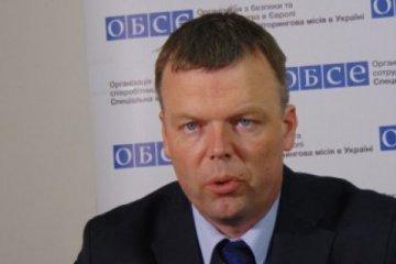 Alexandre Hug a indiqué le nombre de Russes présents au sein de la mission de l'OSCE