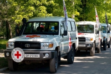 Latvia sends 20 tonnes of humanitarian aid to occupied Donbas