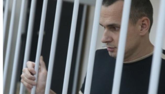 Denisova not allowed to visit Sentsov