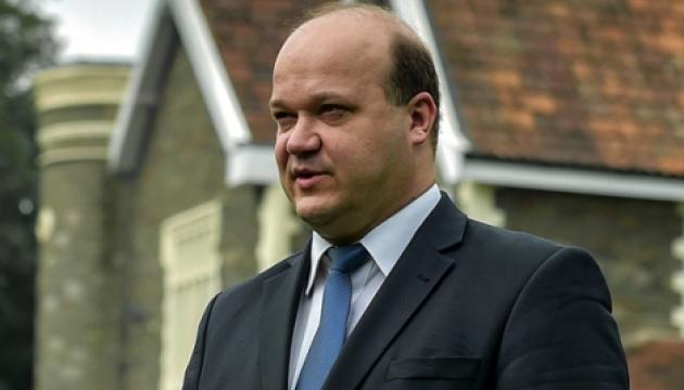 Chaly: EE. UU. ve a Ucrania como un socio estratégico fiable en materia de seguridad