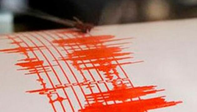 У границы Чили и Аргентины произошло землетрясение магнитудой 5,4