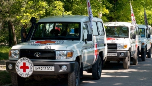Humanitarian cargo from Switzerland arrived in Sumy