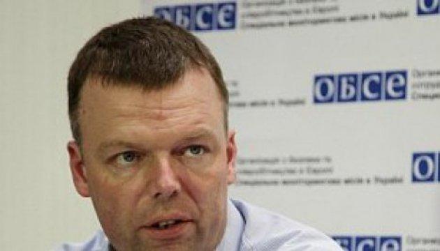 OSCE Mission: Alexander Hug to visit Donbas on August 6