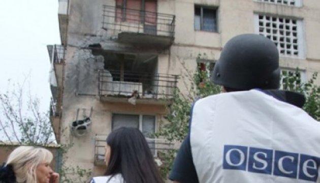 L'OSCE : trois civils ont été tués dans le Donbass en deux semaines