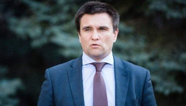 Klimkin: La sentencia del TEDH en el caso de Afanasiev provoca
