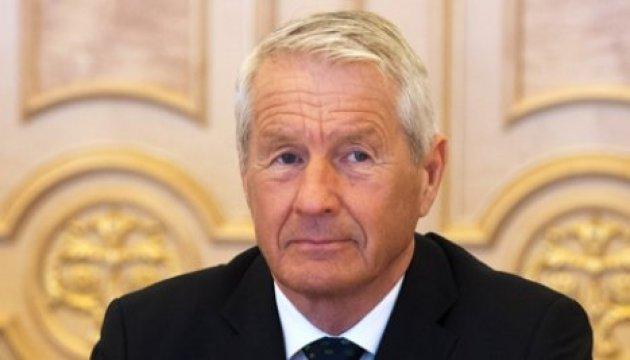 В идее возвращения России в Совет Европы Ягланд увидел