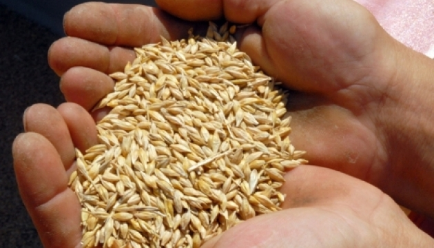 Ukrainian farmers already threshed 3.5 mln tonnes of early grains in 15 regions