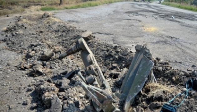 Чергова провокація: бойовики обстріляли Мар'їнку і Донецьк