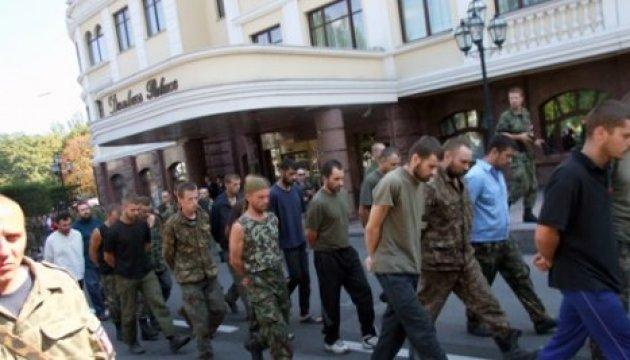 87 Ukrainer gegen 309 Kämpfer:  Ukraine bestätigt Bereitschaft zu Austausch