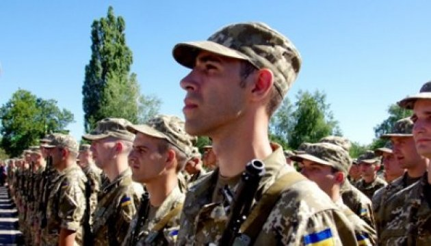 26,000 people sign contracts with Ukrainian armed forces this year