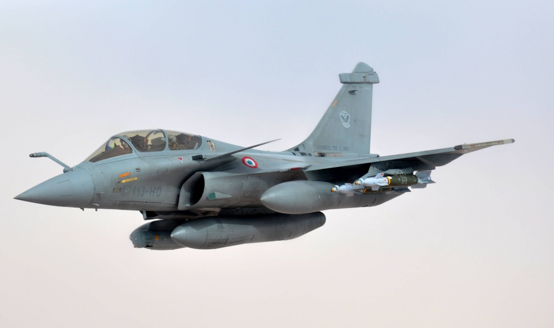 Rafale-B. Фото: defenseimagery.mil
