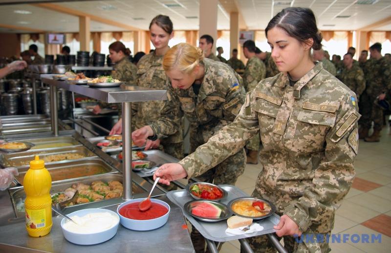 На новую систему питания до конца года перейдет 20% воинских частей, - Минобороны - Цензор.НЕТ 4349