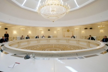 Trilateral Contact Group meets in Minsk