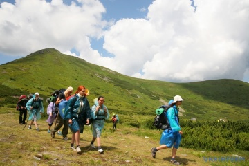 L'industrie du tourisme en Ukraine sera développée conformément aux normes européennes