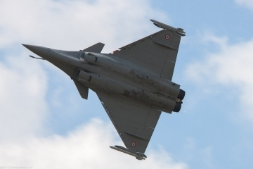 France willing to sell its Dassault-built Rafale fighter jets to Ukrainian Air Force