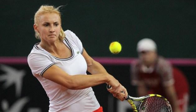 Цуренко впервые вышла в четвертый круг турнира серии Grand Slam