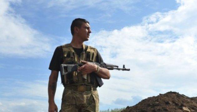 Drei Soldaten im Donbass verwundet