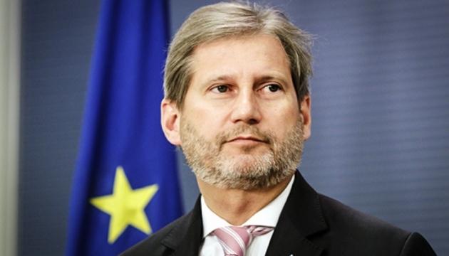 Окончательный отчет ЕС по Украине опубликуют 15 декабря - Хан