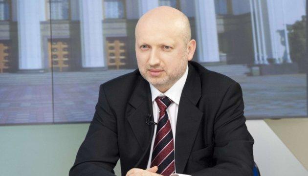 Turtschynow schildert zwei Szenarien des Kremls gegen die Ukraine
