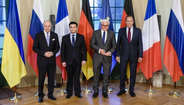 Foreign Ministers of France and Germany to visit Kyiv next week – source