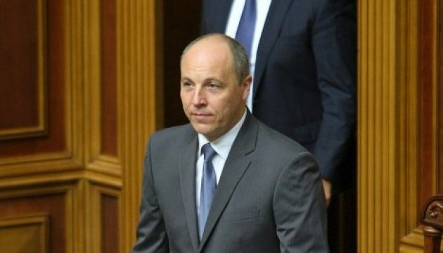 Parubiy not rules out a 'very fast' decision on Ukraine's membership in NATO