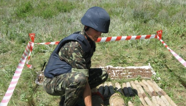 Ministerio de Defensa: Minas y restos explosivos en Donbás matan a 482 personas durante 4 años
