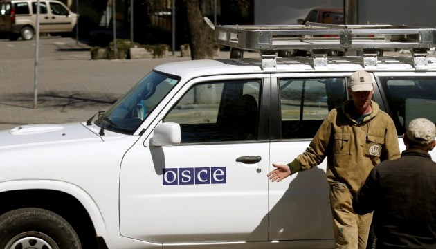 OSCE records nearly 80 explosions in eastern Ukraine