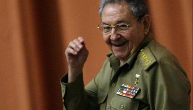 Президент Куби Рауль Кастро зібрався у відставку