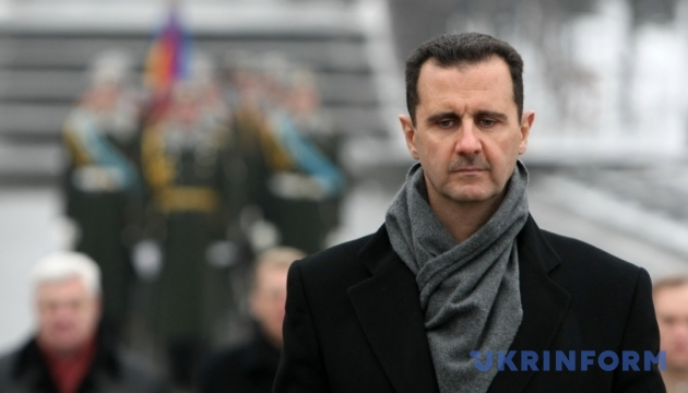 Кремль пропиарился на визите Асада - немецкие СМИ