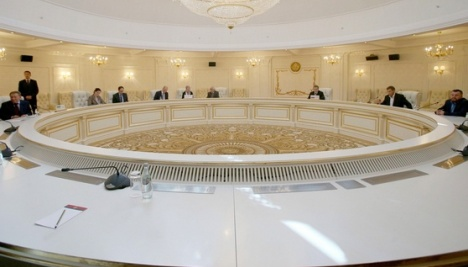 Meeting of TCG's working subgroups on Donbas taking place in Minsk
