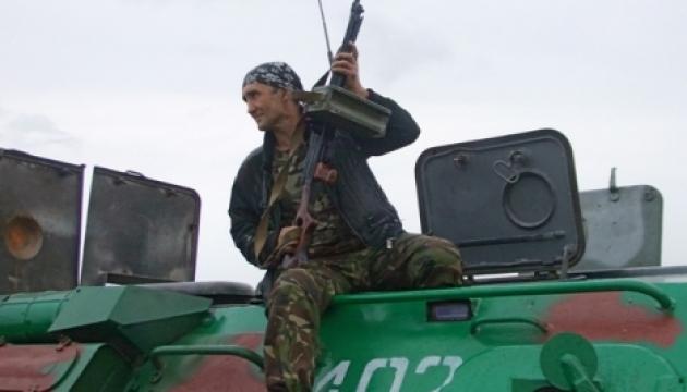 Боевики укрепляются под Мариуполем - ИС