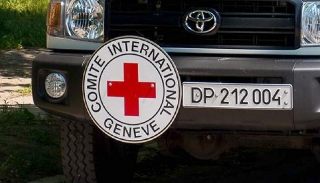 Бойовики показали Червоному хресту лише чотирьох полонених