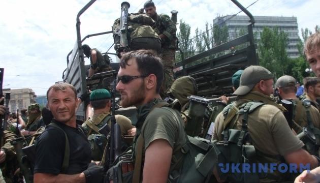 П'яні бойовики вчинили ДТП - постраждали двоє цивільних
