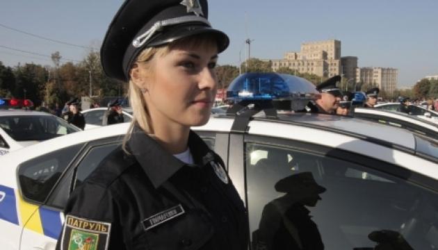 Київська поліція затримала п'яних міліціонерів на службовому авто