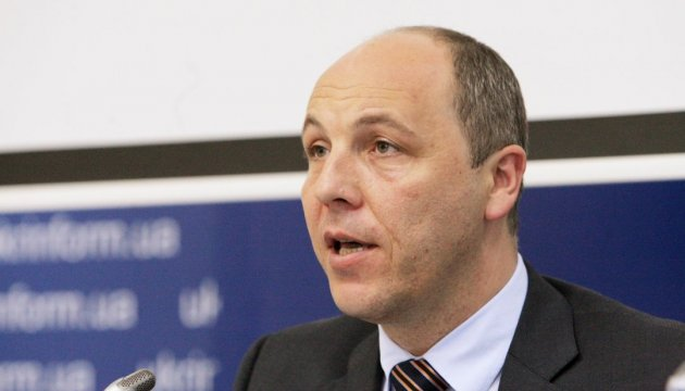 Parubiy sure Kremlin planning provocations in Ukraine elections