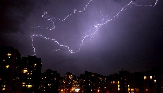 В Україні потеплішає, але дощі не вщухнуть
