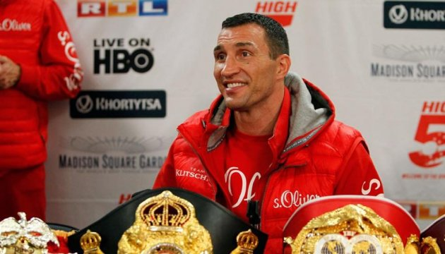 Wladimir Klitschko has glorified Ukraine to whole world - president