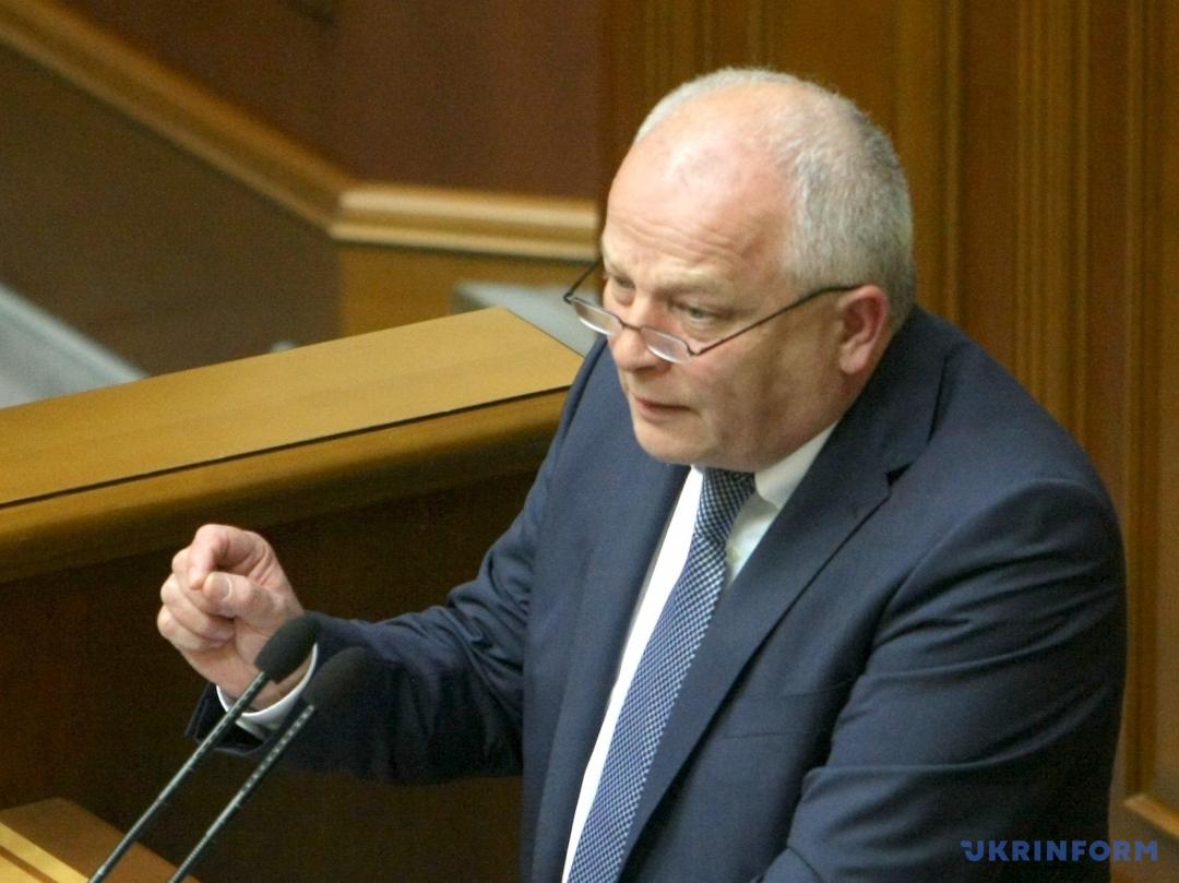 Представитель Президента Украины в Верховной Раде Украины Степан Кубов