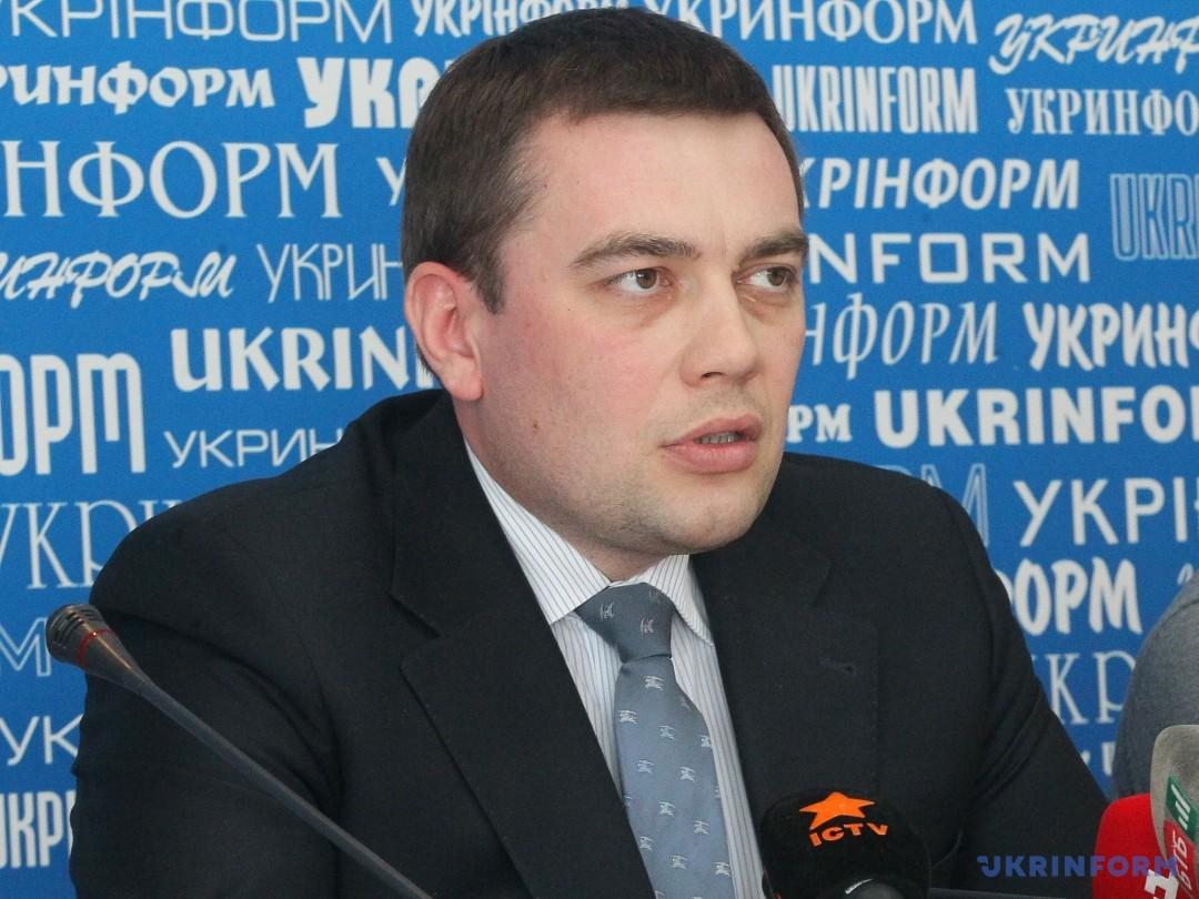 Перший заступник міністра аграрної політики і продовольства Максим Мартинюк