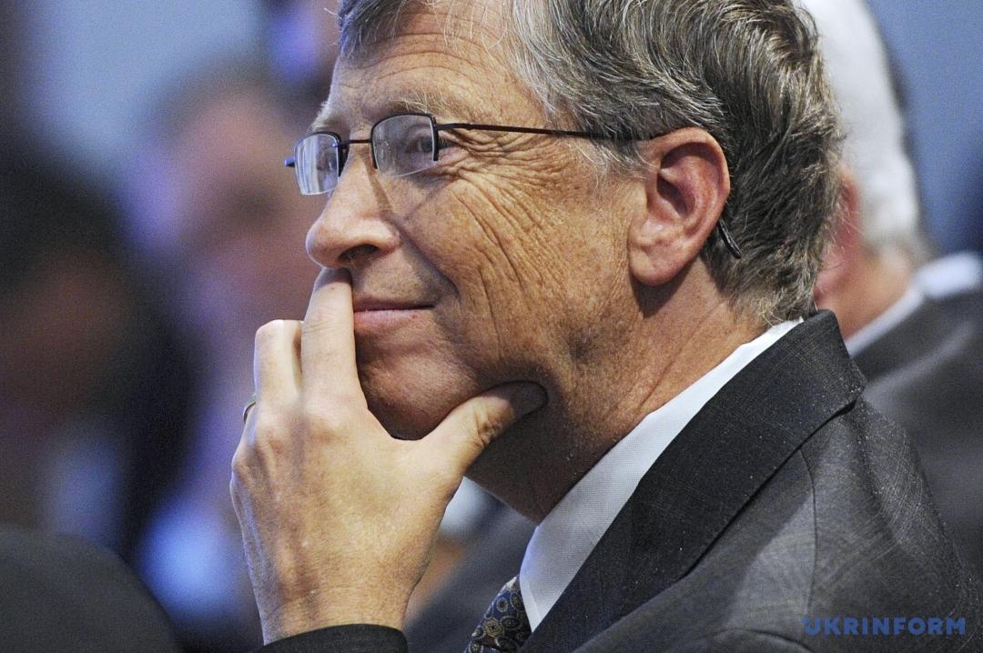 Засновник корпорації Microsoft Білл Гейтс