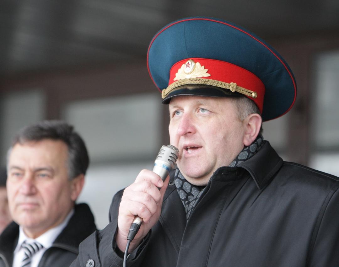 Віктор Марченко. Фото: Укрінформ
