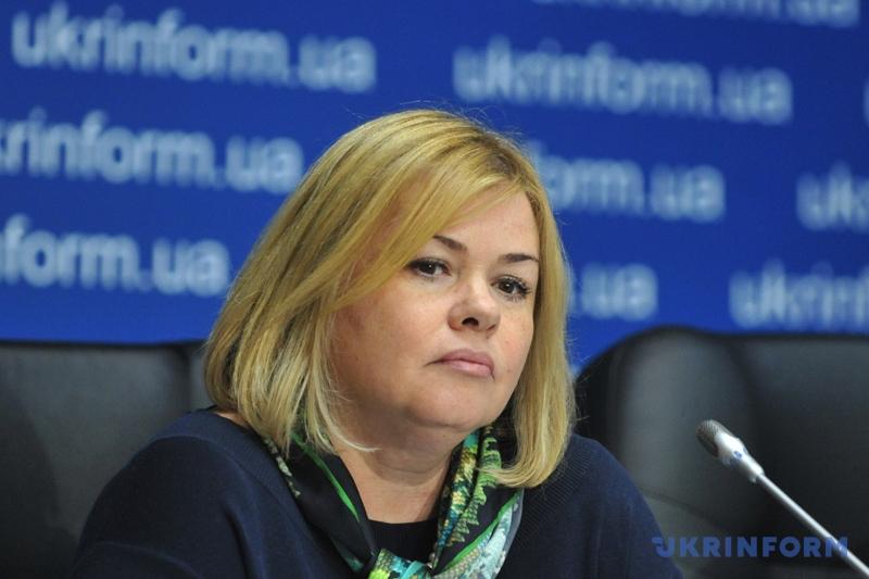 Тетяна Шевцова